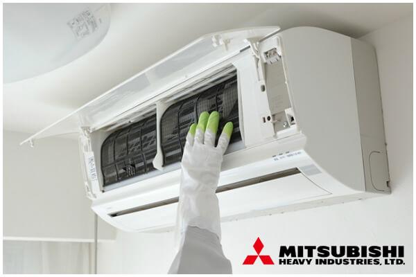 Mitsubishi Klima Bakımı