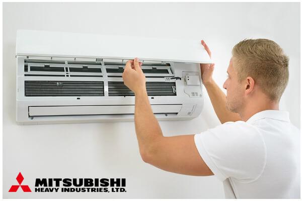 Mitsubishi Klima Montajı