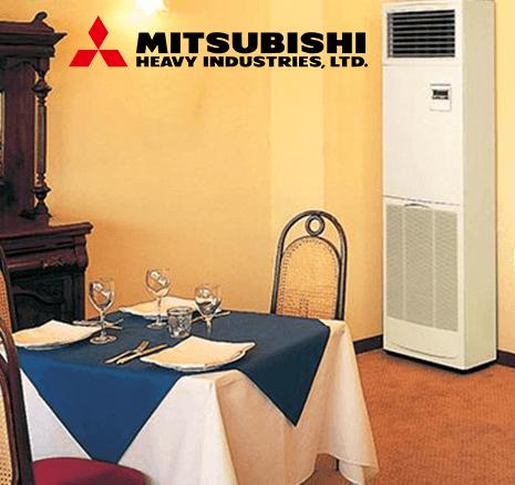 mitsubishi salon tipi klima kataloğu