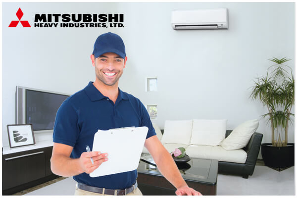 Mitsubishi Klima Servisi